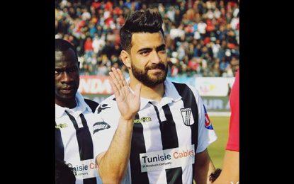 Club sfaxien : Hamza Mathlouthi enfin sur pied