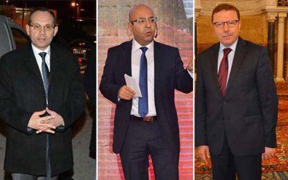 Affaire Regueb : Séance d'audition des ministres Fourati, Mahfoudh et Adhoum