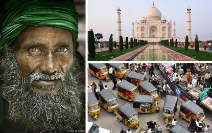Impressions premières sur un grand pays : l'Inde