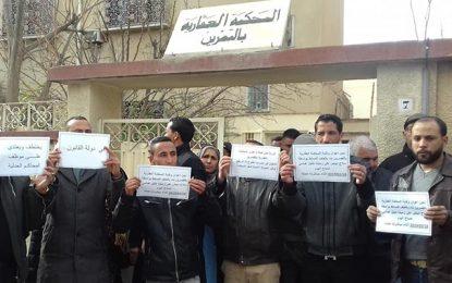 Kasserine : Un agent du tribunal enlevé et agressé par des inconnus