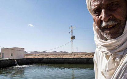 Kébili : Achèvement d'un projet italien de gestion durable de l'eau