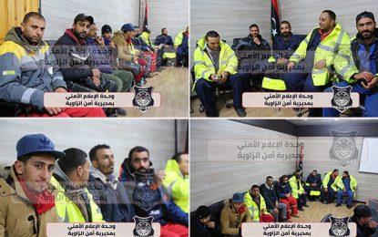 Libye : Libération des 14 otages tunisiens retenus depuis jeudi dernier