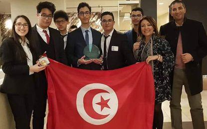 New York : Des élèves tunisiens décrochent 5 prix de jeunes physiciens