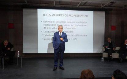 La conjoncture économique en Tunisie et les mesures pour le redressement
