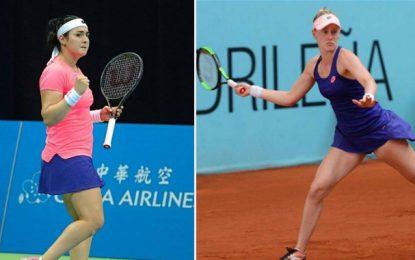 Doha : Ons Jabeur joue ce vendredi la demi-finale du double dames