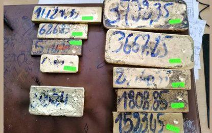 Ben Guerdane : Un contrebandier arrêté en possession de 10 lingots d'or
