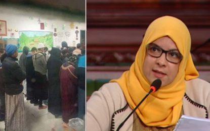 Affaire Regueb : Rim Thairi, une députée takfiriste à l'Assemblée (Vidéo)