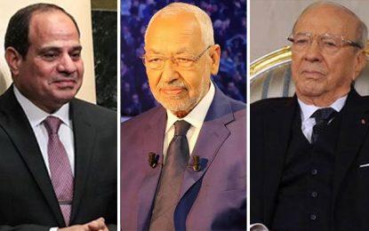 Ennahdha, l'Egypte et la Tunisie : Des saints, des vessies et des lanternes
