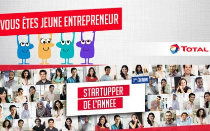 Les 15 finalistes du Challenge Startupper de l'Année 2018-2019 par Total