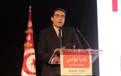 Selim Azzabi annonce la feuille de route pour le Congrès de Tahya Tounes
