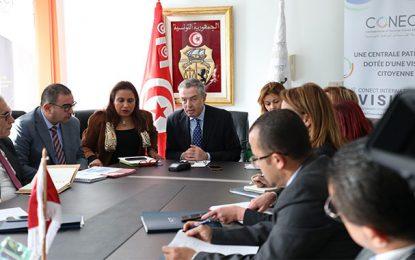 Conect : Tarak Cherif appelle à réduire de moitié les effectifs de la fonction publique