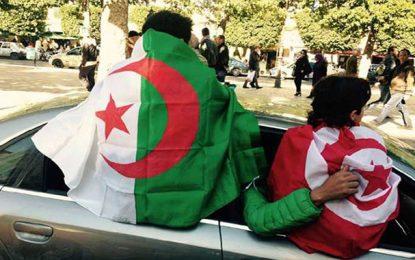 Rassemblement à Tunis contre le 5e mandat de Bouteflika