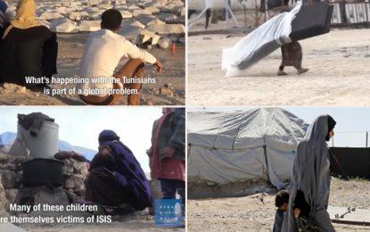 HRW pour le retour des femmes et enfants de jihadistes tunisiens chez eux (vidéo)