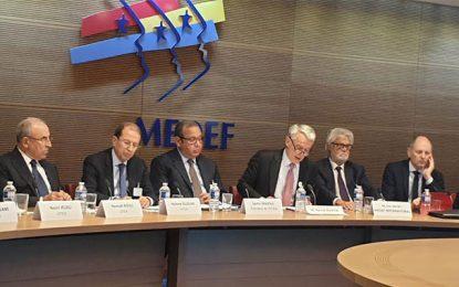 Le Conseil de chefs d'entreprise France-Tunisie se réunit au Medef