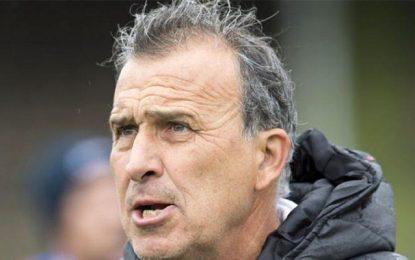 Club africain : Zvunka  choisit le huis clos pour le matche contre Tataouine