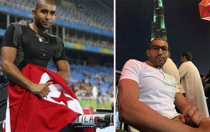Handisport Dubaï : Médaille d'or et nouveau record mondial pour Katila