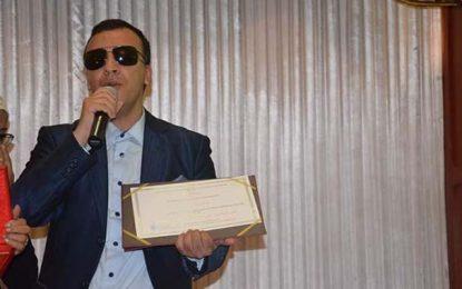 Walid Zidi, premier malvoyant à décrocher son doctorat en Tunisie