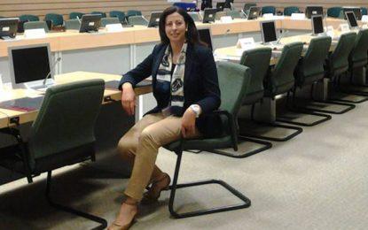 Isie : Hasna Ben Slimane écartée de la vice-présidence et désignée porte-parole