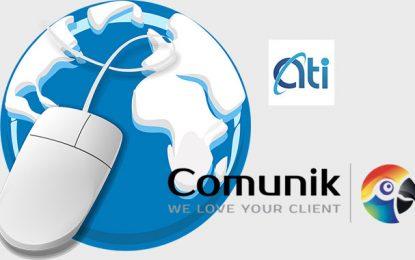 Partenariat ATI – Comunik : Des applications internet à haute valeur ajoutée
