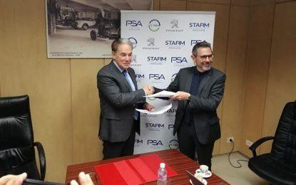Stafim et PSA lancent les pièces «Echange Standard» en Tunisie