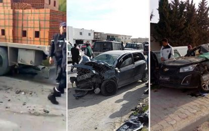 Récit d'un automobiliste témoin de l'accident de la Soukra