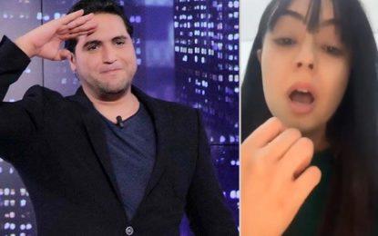 Aïcha Attia porte plainte contre Amine Gara pour plagiat (Vidéos)