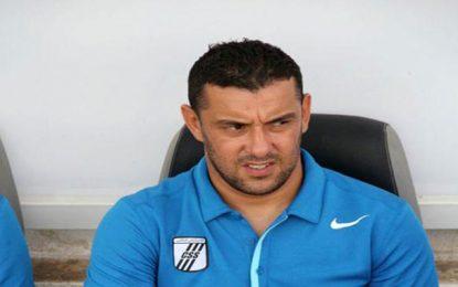 Le Tunisien Anis Boujelbene, entraîneur de Salam Zgharta au Liban