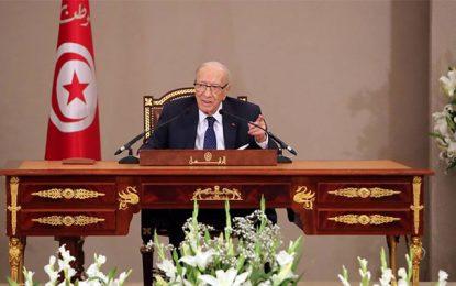 La fin de mandat pathétique du président Béji Caïd Essebsi