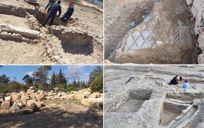 Archéologie: Découverte d'un site  datant de l'époque romaine à Ben Arous