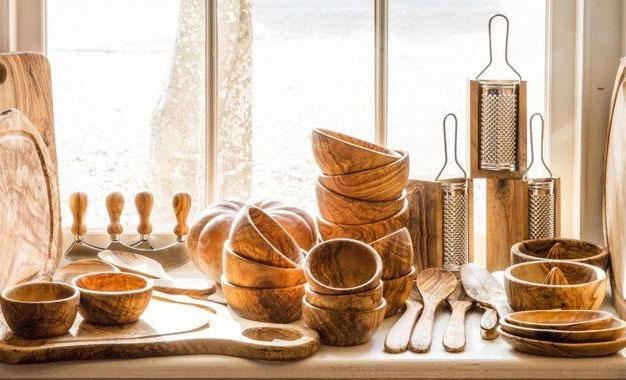 L\'artisanat tunisien en bois d\'olivier s\'exporte bien aux ...