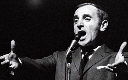 Journées de la francophonie à Tunis : Hommage à Charles à Aznavour