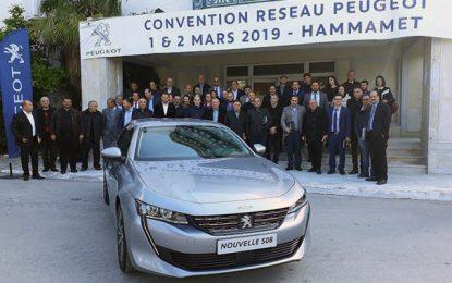 Le réseau Stafim Peugeot organise sa convention 2019