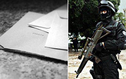Terrorisme : La police tunisienne intercepte 19 courriers «empoissonnés»