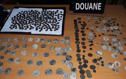 Sfax : 1000 pièces archéologiques en possession d'un contrebandier
