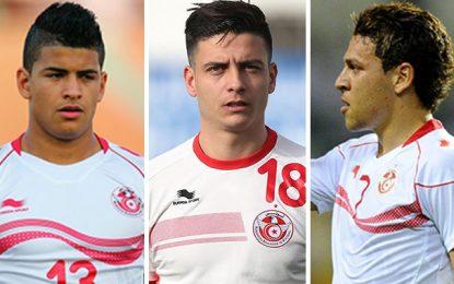 Equipe de Tunisie : premier entrainement de Msakni, Azouni et Drager