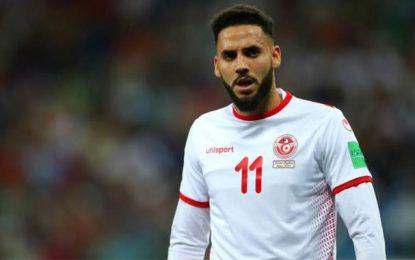 Equipe de Tunisie : Après ceux de Khazri et Skhiri, 3e forfait de Bronn