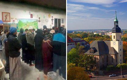 L'éducation des pauvres, entre Halle et Regueb