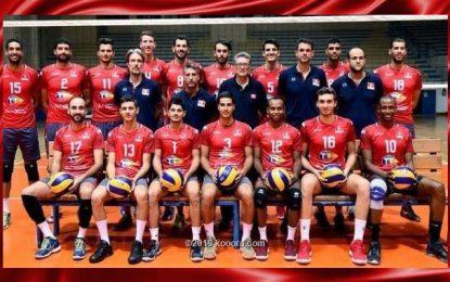 Volley : La Tunisie à la Coupe du Monde 2019 au Japon
