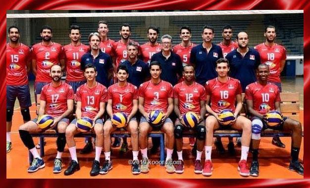 Volley La Tunisie A La Coupe Du Monde 2019 Au Japon