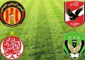 Ligue des champions : Espérance, Wydad ou Ahly contre Constantine en 1/4 de finale
