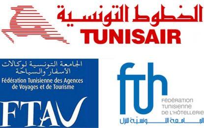 Les hôteliers et voyagistes pointent les défaillances de Tunisair