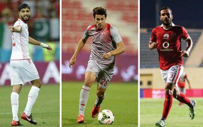 Quand le Tunisien Msakni enflamme le derby égyptien Zamalek-Ahly