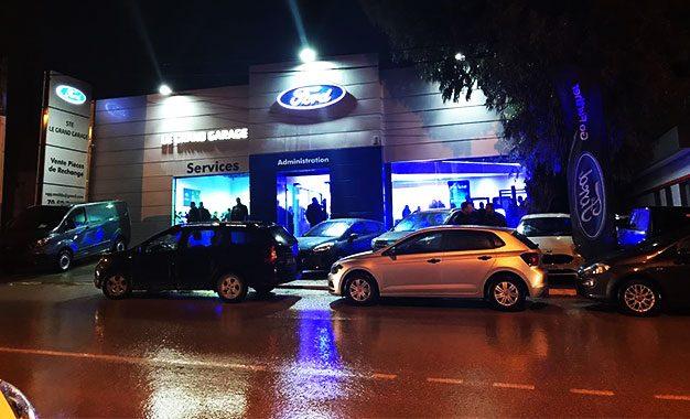 Auto: Alpha Ford ouvre son Grand Garage à Mnihla (Ariana)