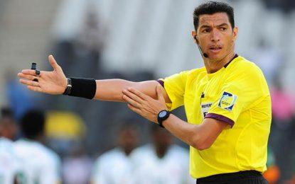 CAF : L'arbitre égyptien Gehad Grisha, une autre victime du VAR