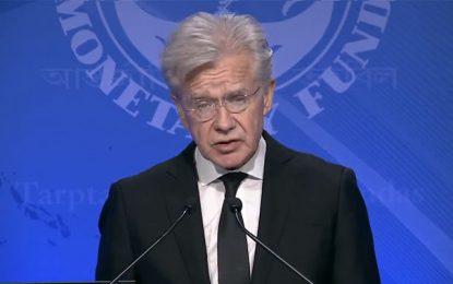 Le FMI réitère son soutien au gouvernement tunisien