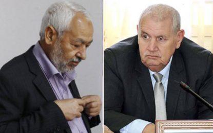 Soutien d'Ennahdha à Chahed : Ben Ahmed tacle Ghannouchi