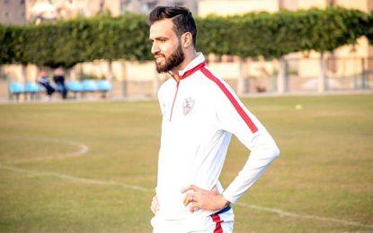Coupe de la CAF-Zamalek : Hamdi Naguez écarté du match contre l'Etoile du Sahel