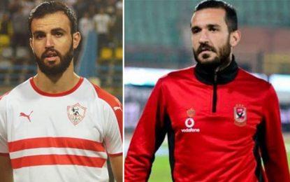 Egypte : Al Ahly-Zamalek ou Naguez-Emam contre Ali Maaloul