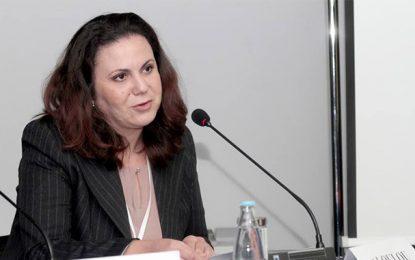 Hela Aloulou, ancienne SGA d'Ettakatol rejoint Tahya Tounes