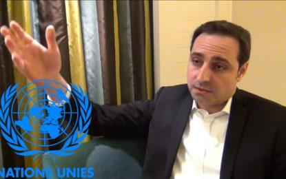 L'Onu rappelle l'immunité de Kartas, arrêté à Tunis pour espionnage